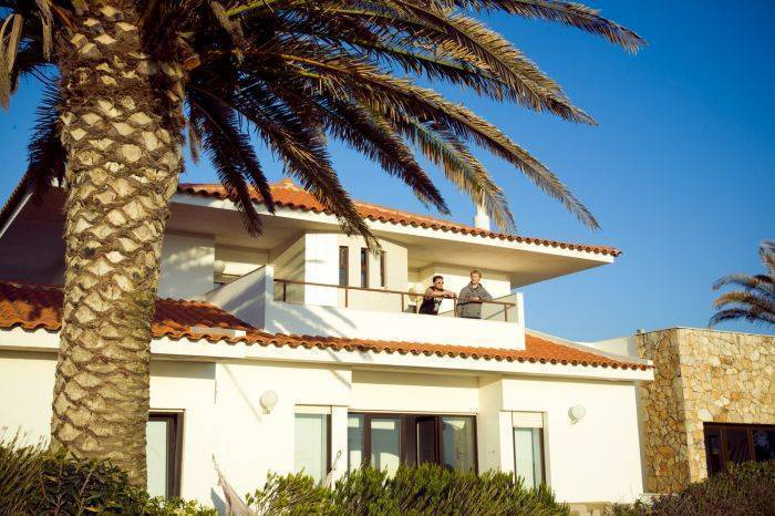 Blue Buddha Hostel, Ericeira, Portugal, adult vacations and destinations in Ericeira
