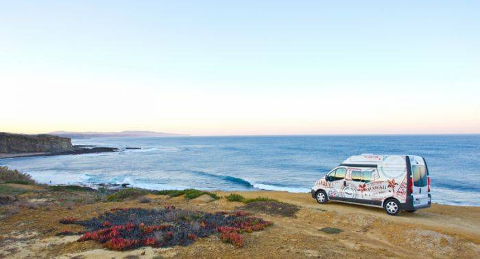 Campervan Rental - West Coast Campers, Lisbon, Portugal, 10 best cities with the best hostels in Lisbon