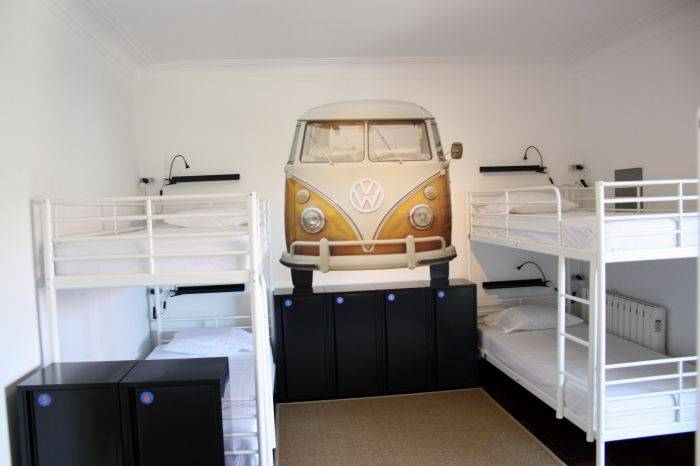 Carcavelos Beach Hostel, Lisbon, Portugal, famous travel locations and hostels in Lisbon