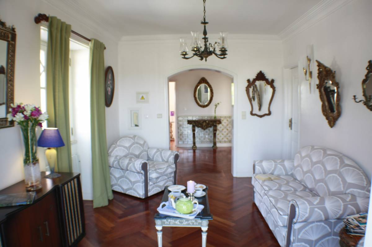 Casa Acucena Vintage B and B, Sintra, Portugal, the world's best green hotels in Sintra