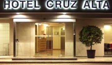 Hotel Cruz Alta - Search available rooms for hotel and hostel reservations in Fatima 5 photos