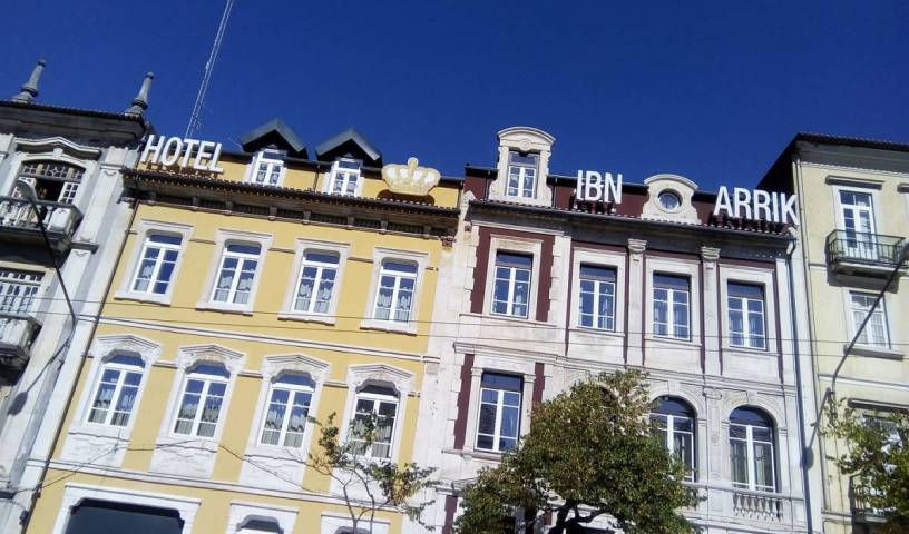 Hotel Ibn-Arrik - Get low hotel rates and check availability in Coimbra 16 photos