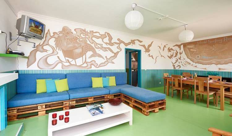 The Community Surf Hostel, live like a local while staying at a hotel in Ericeira, Portugal 23 photos