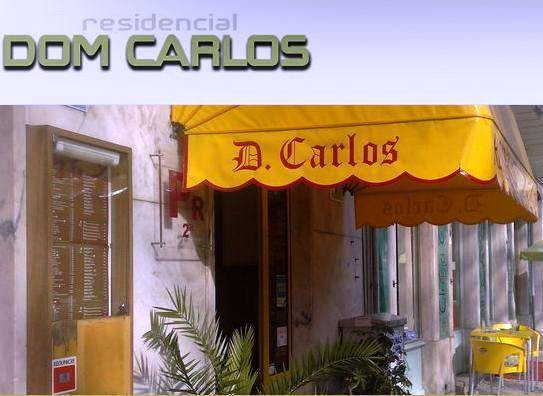 D. Carlos Residencial, Caldas da Rainha, Portugal, Portugal hotels and hostels