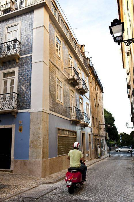 Hostel BA, Bairro Alto, Portugal, Portugal hotels and hostels