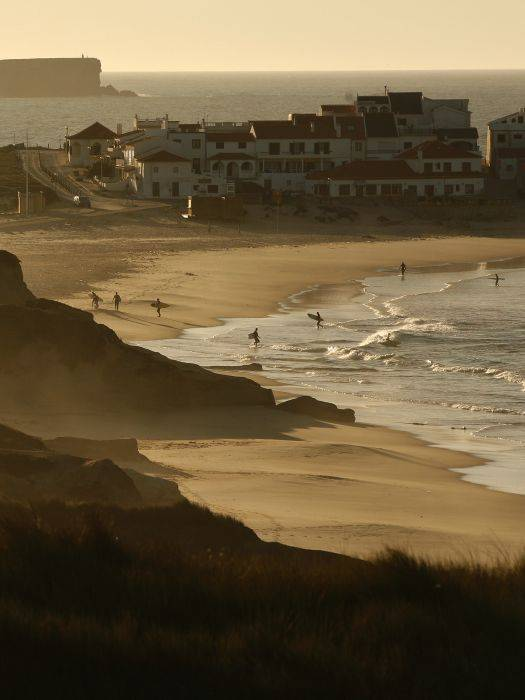 Peniche Surf Camp, Baleal, Portugal, Portugal hotels and hostels