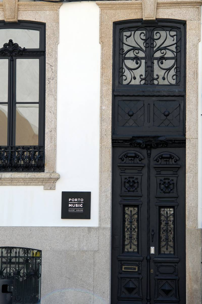 Porto Music Guest House, Porto, Portugal, Portugal hotels and hostels