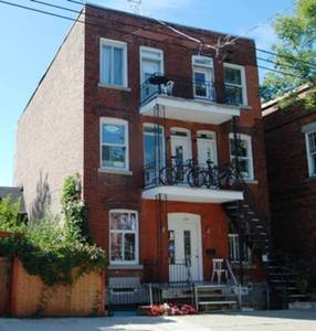 Room Rentals Montreal with Breakfast, Montreal, Quebec, Quebec hotel e ostelli
