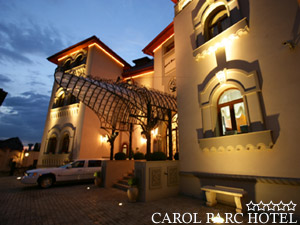 Carol Parc Hotel, Bucharest, Romania, hotels for all budgets in Bucharest