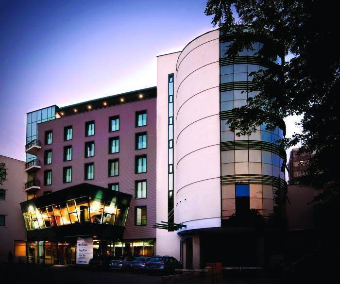 City Plaza Hotel, Cluj-Napoca - Kolozsvar, Romania, Romania hotels and hostels