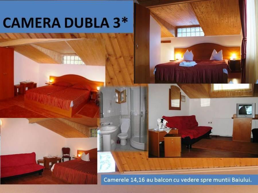 Cristina Guest's House, Busteni, Romania, world traveler benefits in Busteni