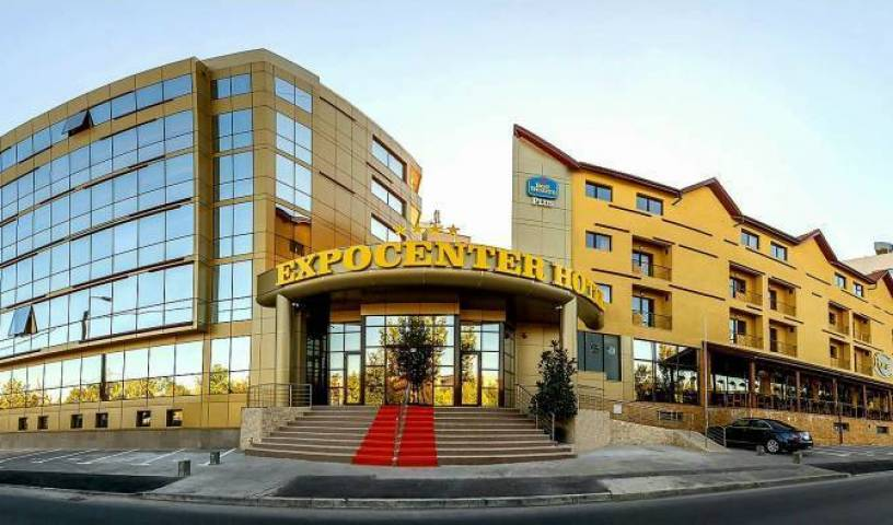 Best Western Plus Expocenter Hotel - Get low hotel rates and check availability in Bucharest 47 photos