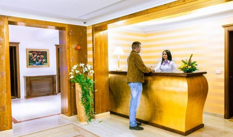 Hotel Boutique Belvedere - Get low hotel rates and check availability in Sinaia 11 photos