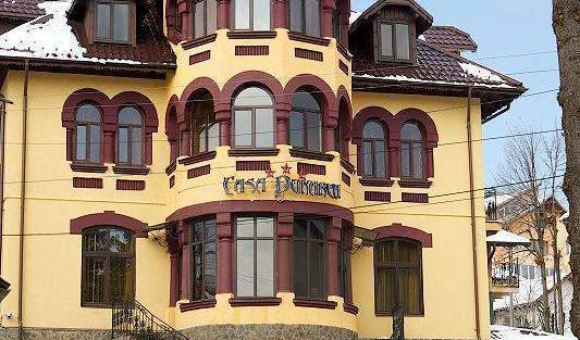 Pensiunea Casa Dunarea - Get low hotel rates and check availability in Predeal, unique alternative to hotels in ?imon, Romania 12 photos
