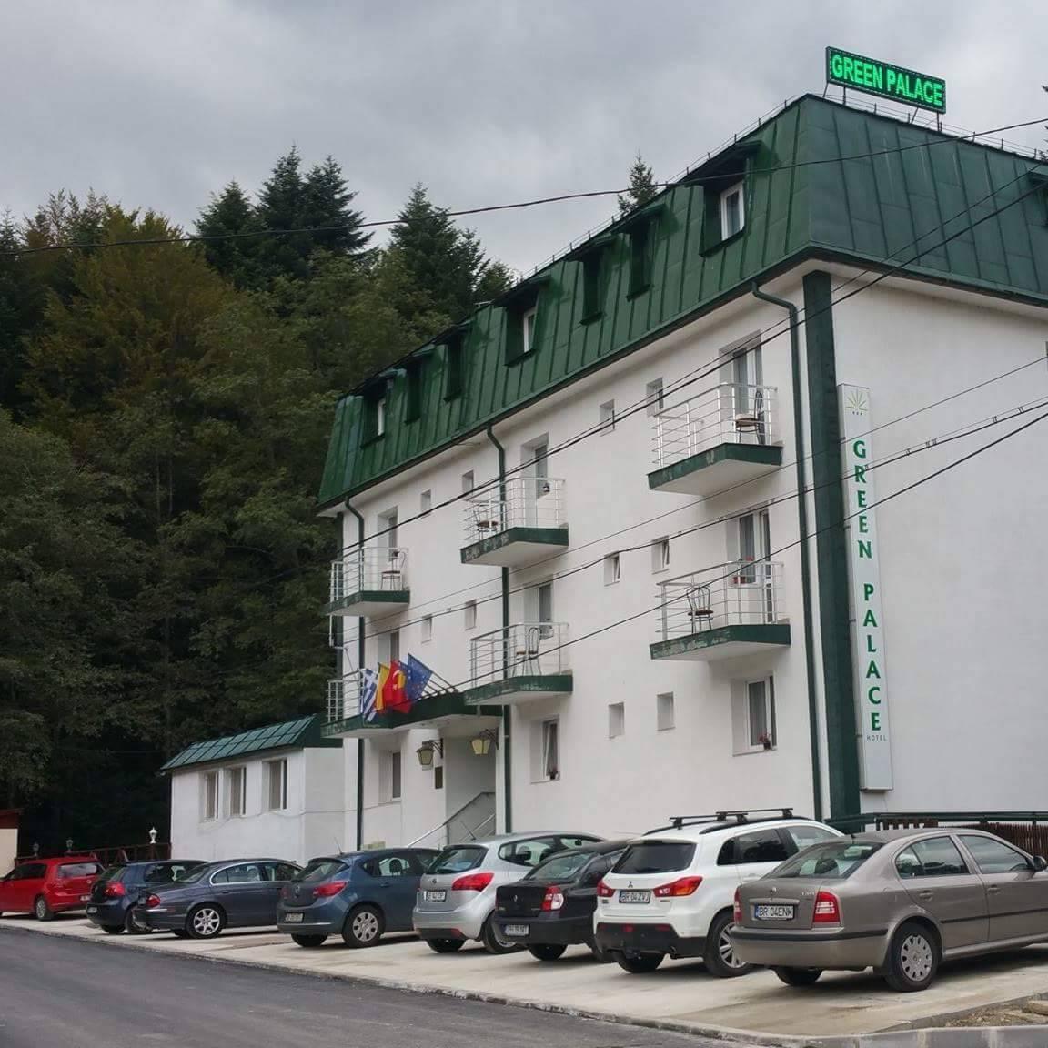 Green Palace, Sinaia, Romania, Romania hotels and hostels