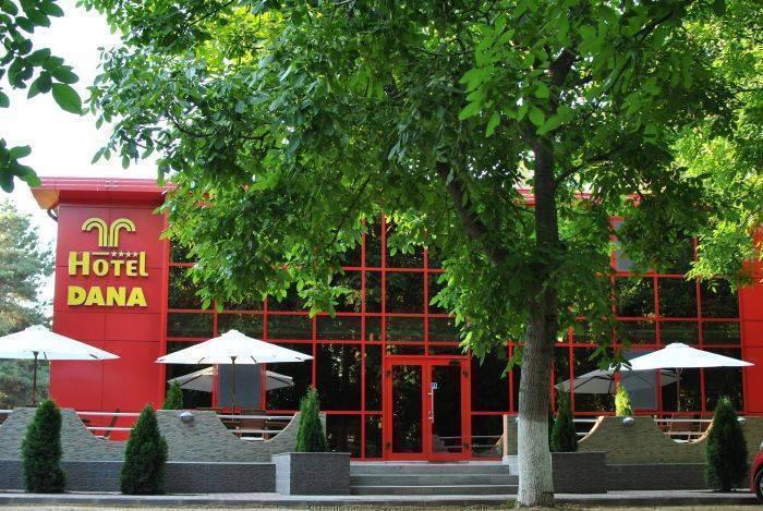 Hotel Dana, Amara, Romania, backpacking and cheap lodging in Amara
