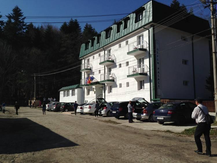 Hotel Green Palace, Sinaia, Romania, Romania hoteli in hostli