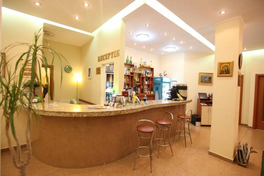 Hotel Traian, Constanta, Romania, the world's best green hotels in Constanta