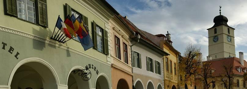 The Old Town Hostel, Sibiu, Romania, Romania hotely a ubytovny