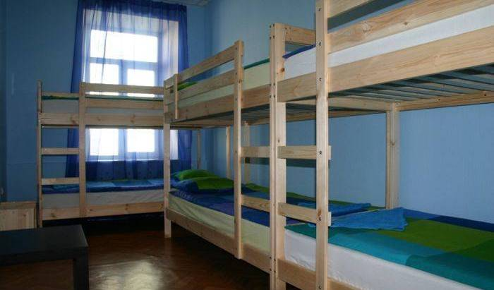 Rainbow Hostel - Search available rooms for hotel and hostel reservations in Moscow 20 photos