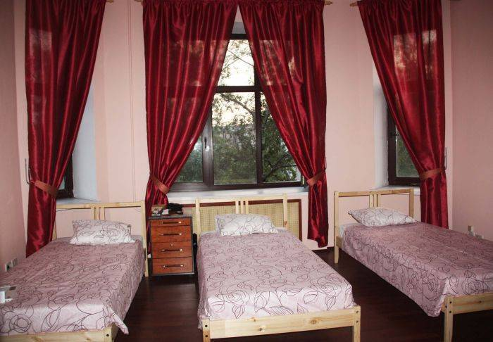 Hostel Orange, Moscow, Russia, low cost hotels in Moscow