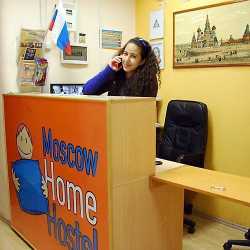 Moscow Home-Hostel, Moscow, Russia, Russia hotels and hostels