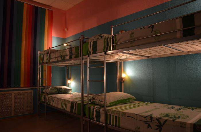 Rainbow Hostel, Saint Petersburg, Russia, Russia hotels and hostels