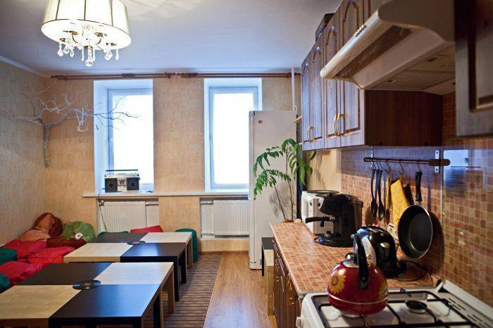 Vinyl Hostel, Vladimir, Russia, Russia hotels and hostels