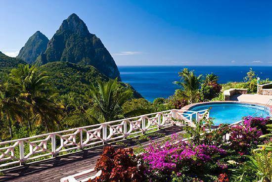 La Haut Plantation, Soufriere, Saint Lucia, Saint Lucia Hotels und Herbergen