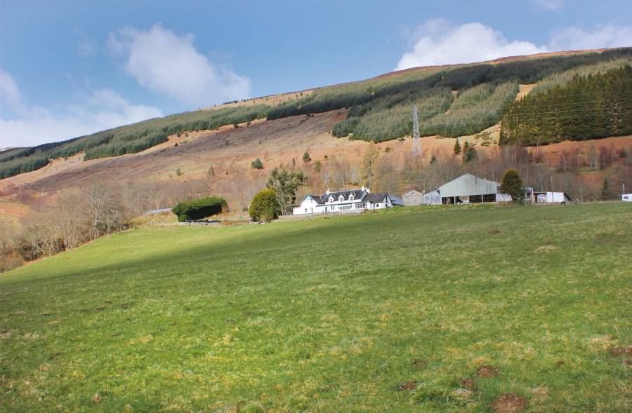 Boreland Loch Tay, Aberfeldy, Scotland, Scotland hotels and hostels