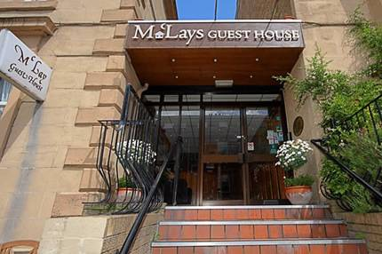 Mclays Guest House, Glasgow, Scotland, Scotland hotels and hostels