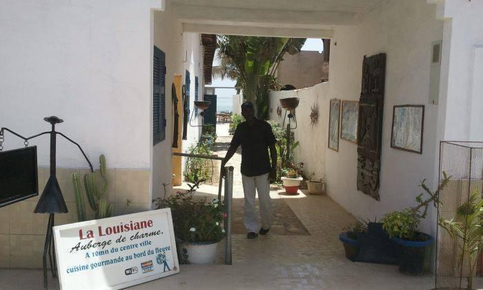 La Louisiane, Nord, Senegal, Senegal 호텔 및 호스텔