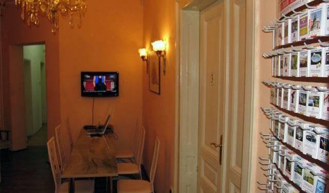 Eurostar Hostel, cheap hotels 11 photos