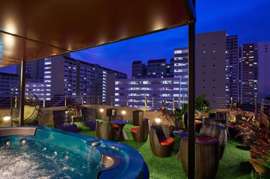 Central 65 Hostel and Cafe, Kampong Bugis, Singapore, Singapore hotels and hostels