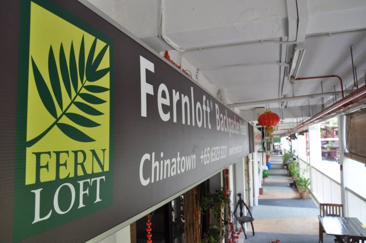 Fernloft Chinatown, Singapore, Singapore, top tourist destinations and hotels in Singapore