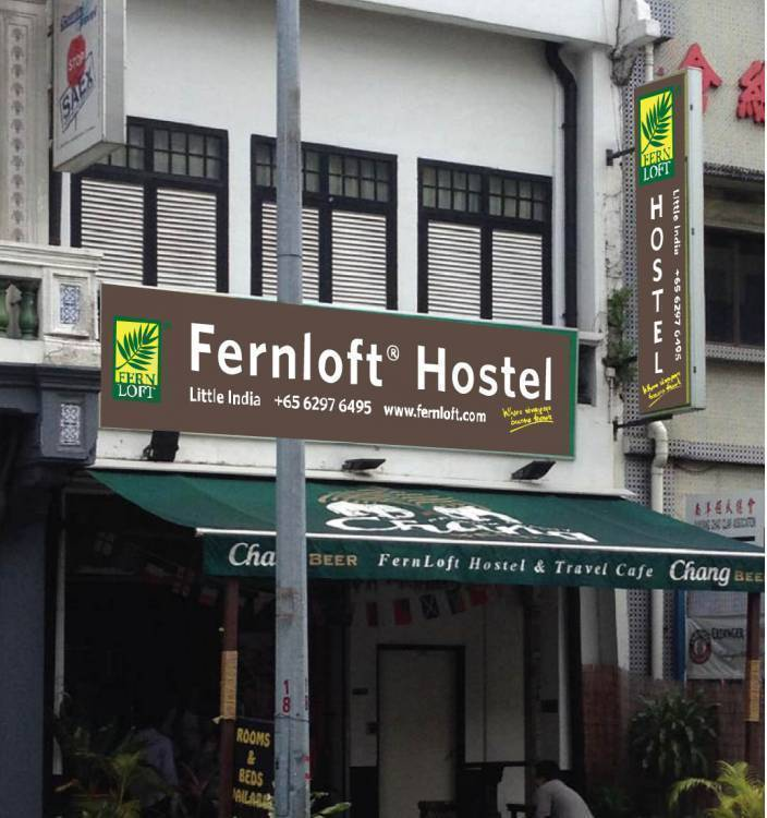 Fernloft City, Singapore, Singapore, Singapore hotels and hostels