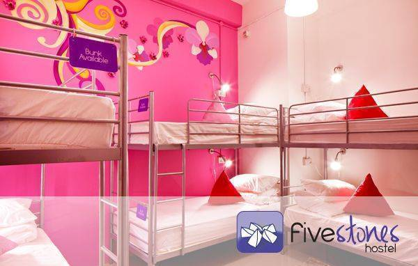 Five Stones Hostel, Singapore, Singapore, best hotels for cuisine in Singapore