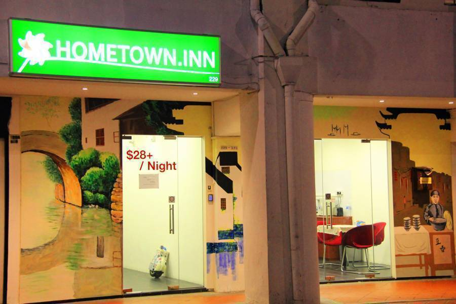 Hometown.inn, People's Park, Singapore, Singapore hotels and hostels