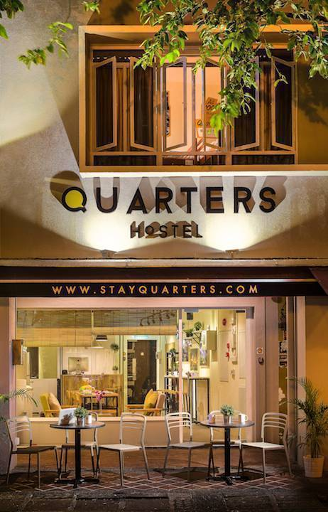 Quarters Hostel, Singapore, Singapore, Singapore hotels and hostels