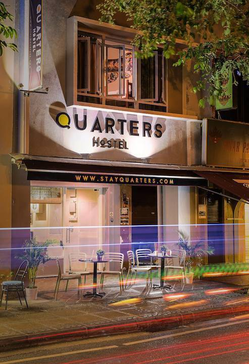 Quarters Hostel, Singapore, Singapore, 10 best cities with the best hotels in Singapore