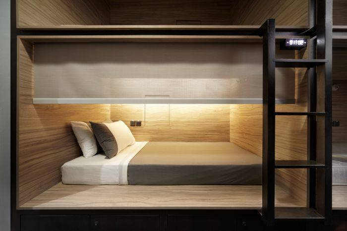 The Pod - Boutique Capsule Hotel, Kampong Bugis, Singapore, top 20 hotels and hostels in Kampong Bugis