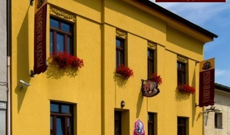 Penzion Hradbova - Search available rooms for hotel and hostel reservations in Kosice 14 photos