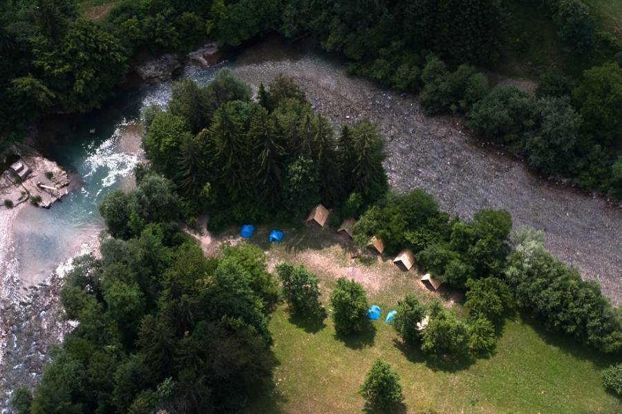Eco Camp Naturplac, Ljubno, Slovenia, Slovenia hotels and hostels