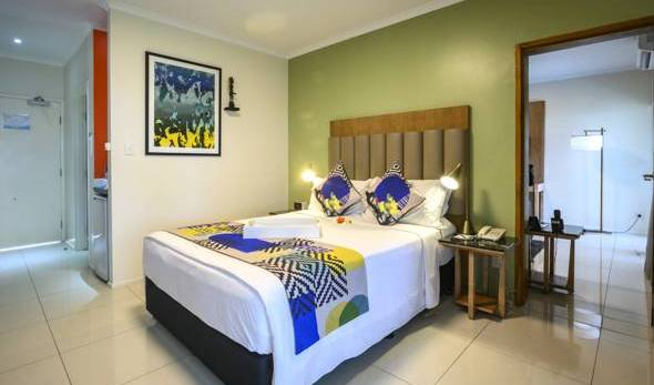 Heritage Park Hotel - Search available rooms for hotel and hostel reservations in Honiara, cheap hotels 2 photos
