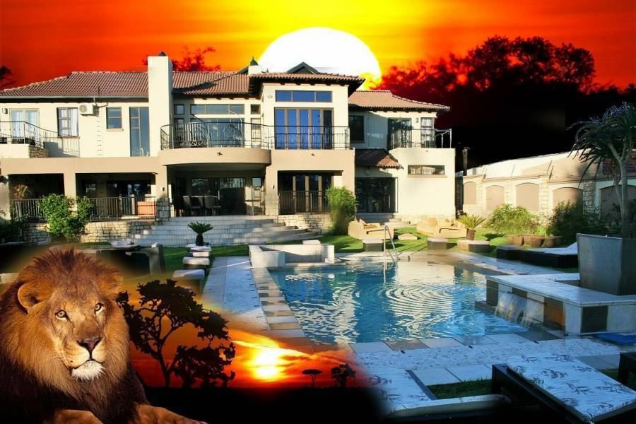 Africa Paradise Or Tambo Guest Lodge, Benoni, South Africa, South Africa hotels and hostels
