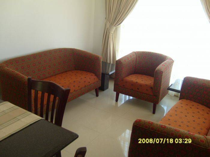 At Orange Cove Bed and Breakfast, Durban, South Africa, late hotel check in available in Durban
