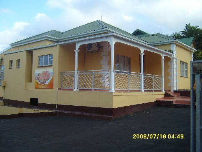 At Orange Cove Bed and Breakfast, Durban, South Africa, South Africa hotels and hostels