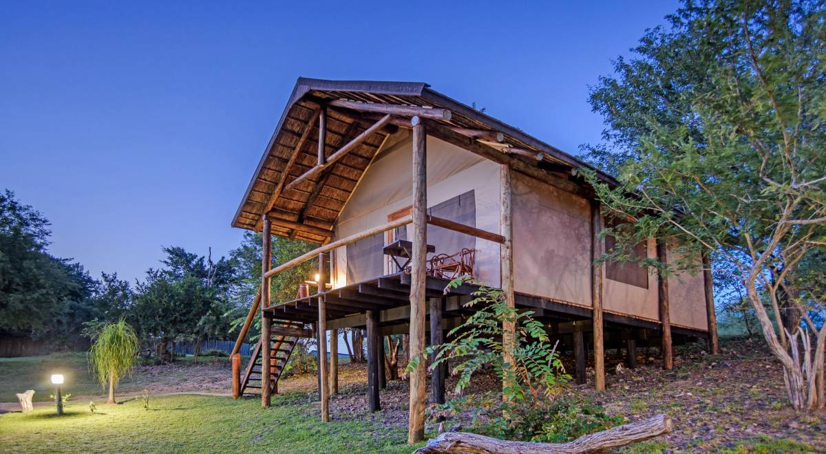 Chisomo Safari Camp, Hoedspruit, South Africa, today's hot deals at hotels in Hoedspruit