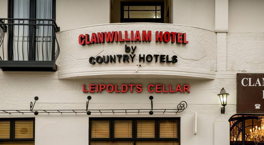 Clanwilliam Hotel, Clanwilliam, South Africa, South Africa hotels and hostels