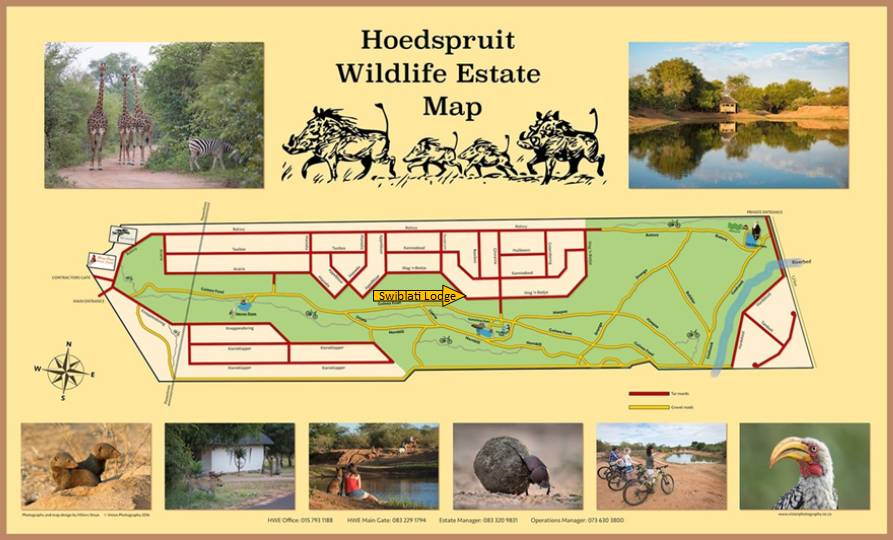 Swiblati Lodge, Hoedspruit, South Africa, South Africa hotels and hostels